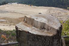 """După ce instanţa a oprit proiectul, Consiliul Judeţean Suceava forţează o soluţie pentru terminarea gropii de gunoi din vârful muntelui. """"Dacă eşuează, problema va fi gravă"""""""