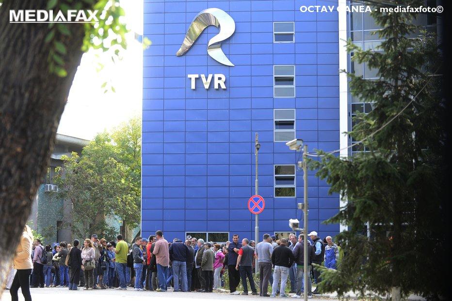 Ministerul Finanţelor: TVR nu poate fi salvată