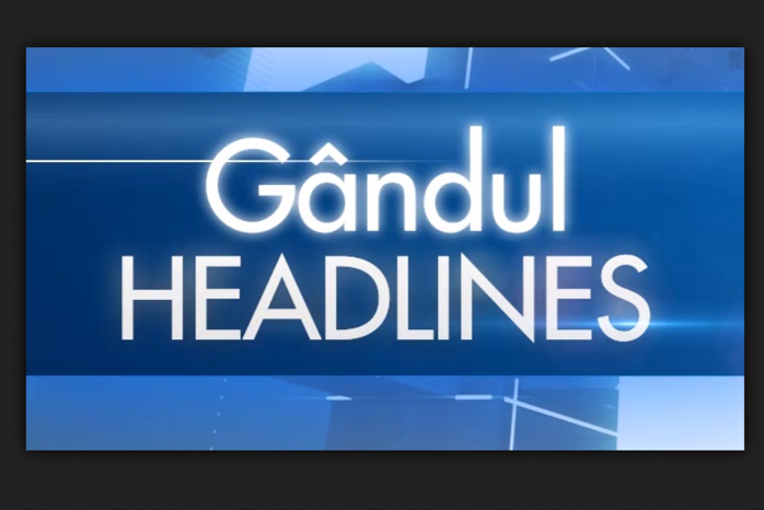 Gândul Headlines