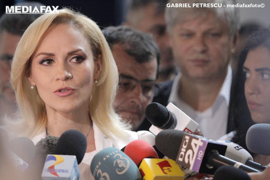 REZULTATE FINALE alegeri locale 2016. Firea - 42,97 %, Nicuşor Dan - 30,52%