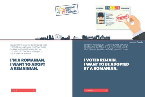 ROMANIANS ADOPT REMAINIANS. Provocarea Gândul după votul care schimbă Europa aşa cum o ştim