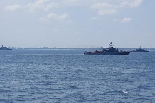 Cel mai mare exerciţiu al Forţelor Navale la Marea Neagră