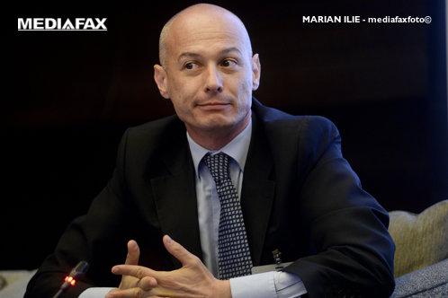 Viceguvernatorul BNR Bogdan Olteanu, reţinut de DNA