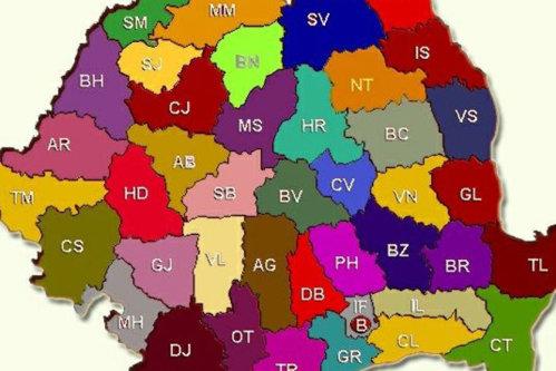 Cum vrea Guvernul să rearanjeze România