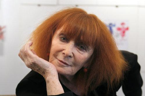 Designerul francez de origine română Sonia Rykiel a murit