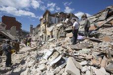 Şedinţă specială de guvern, luni, pentru românii afectaţi de cutremurul din Italia