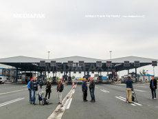 Traficul auto de la graniţa cu Ucraina, blocat. Ce probleme au apărut