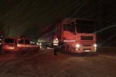 O importantă vamă din România, închisă din cauza zăpezii