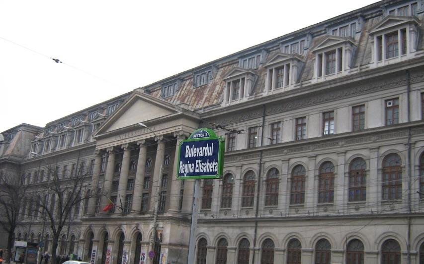 Universitatea Bucureşti a decis suspendarea cursurilor până luni