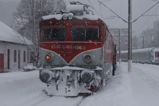CFR: 99 de trenuri, anulate
