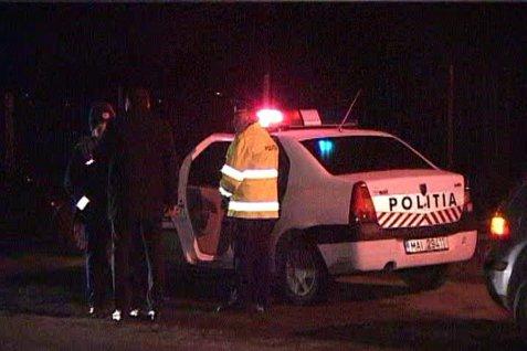 """Ce au descoperit poliţiştii în maşina unui bucureştean care conducea """"haotic"""""""