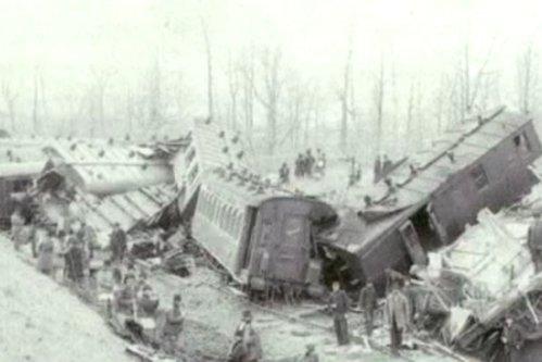 Un secol de la cea mai mare tragedie feroviară din România: 1.000 de oameni au murit