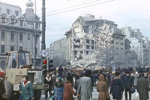 40 de ani de la MARELE CUTREMUR din 1977. Lista Securităţii cu clădirile din Bucureşti reparate de mântuială. Cum a ordonat Ceauşescu oprirea lucrărilor