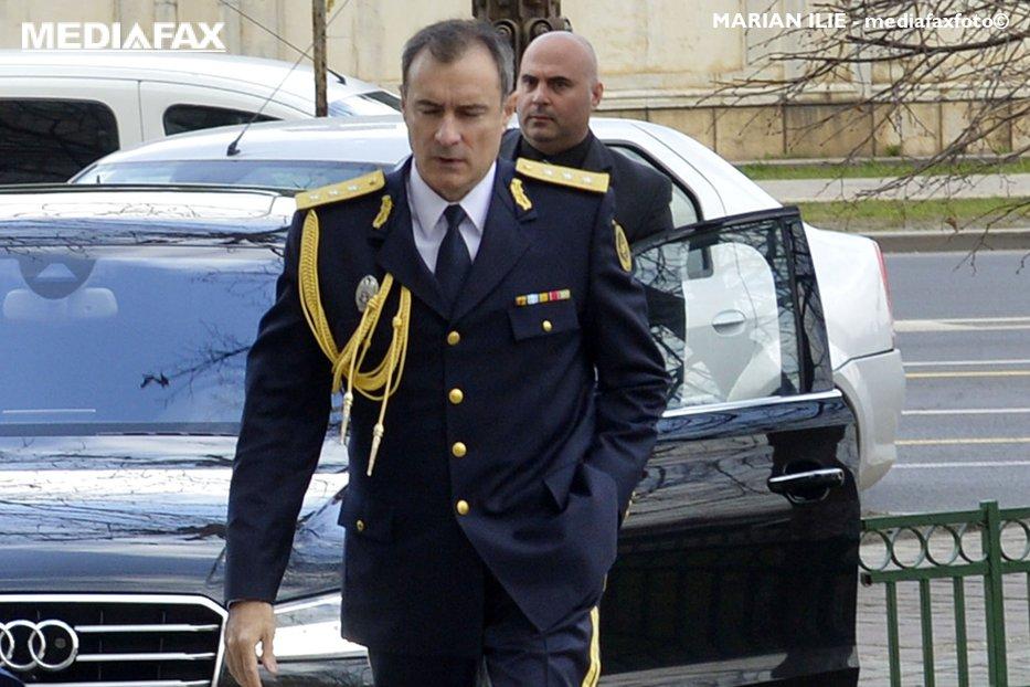 Generalul Coldea, audiat în dosarul privind dezvăluirile lui Sebastian Ghiţă