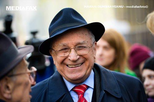 Ion Iliescu, audiat în dosarul Revoluţiei: ''Dacă sunt vinovat? Ar trebui să aveţi cât de cât discernământ''