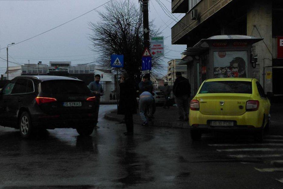 Maşina unui deputat PSD, implicată într-un accident în Iaşi. Ce alcoolemie avea parlamentarul