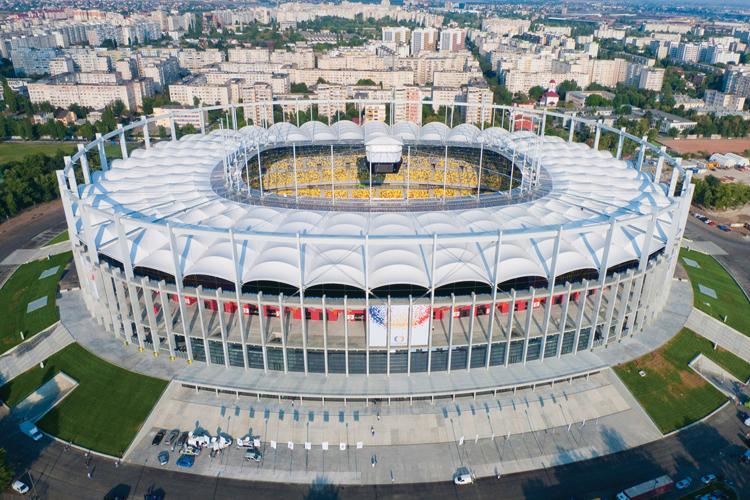 """Povestea arhitectului care a proiectat Naţional Arena şi Biblioteca Naţională: """"Bucureştiul e un oraş fascinant, dar vitrinele sunt deplorabile"""""""