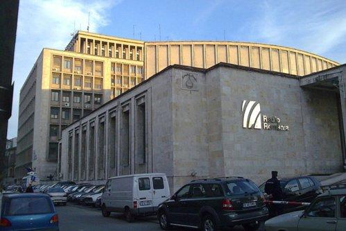 Şefii Radioului public, demişi de Parlament. Georgică Severin, director interimar