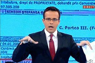 """SCANDALUL ANULUI a explodat în direct la Antena 3. Anunţul făcut de Gâdea i-a lăsat FĂRĂ CUVINTE pe toţi cei din studio. """"A fost foarte greu"""""""