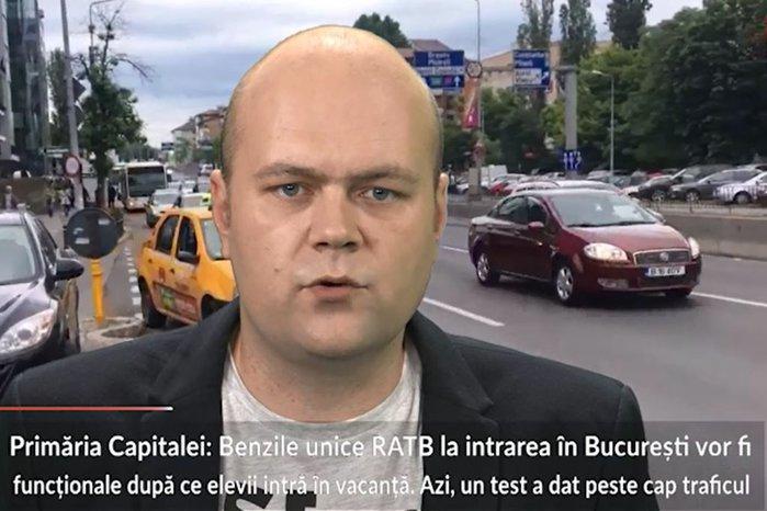 Primăria Capitalei: Benzile unice RATB la intrarea în Bucureşti vor fi funcţionale după ce elevii intră în vacanţă