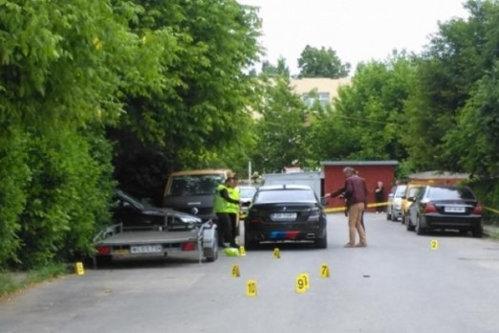 A fost prins bărbatul acuzat că l-a împuşcat pe tânărul din Brăila. Unde l-au găsit poliţiştii care-l căutau de 30 de ore