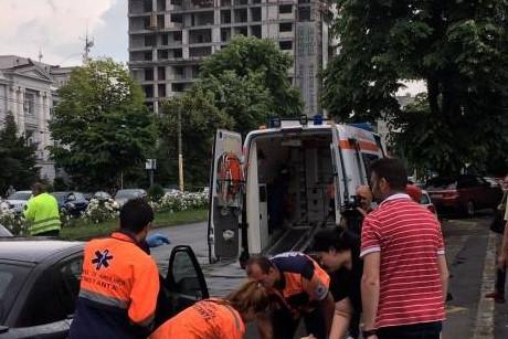 Gest şocant al unui patron de terasă din Mamaia, controlat de OPC. A ajuns de urgenţă la spital