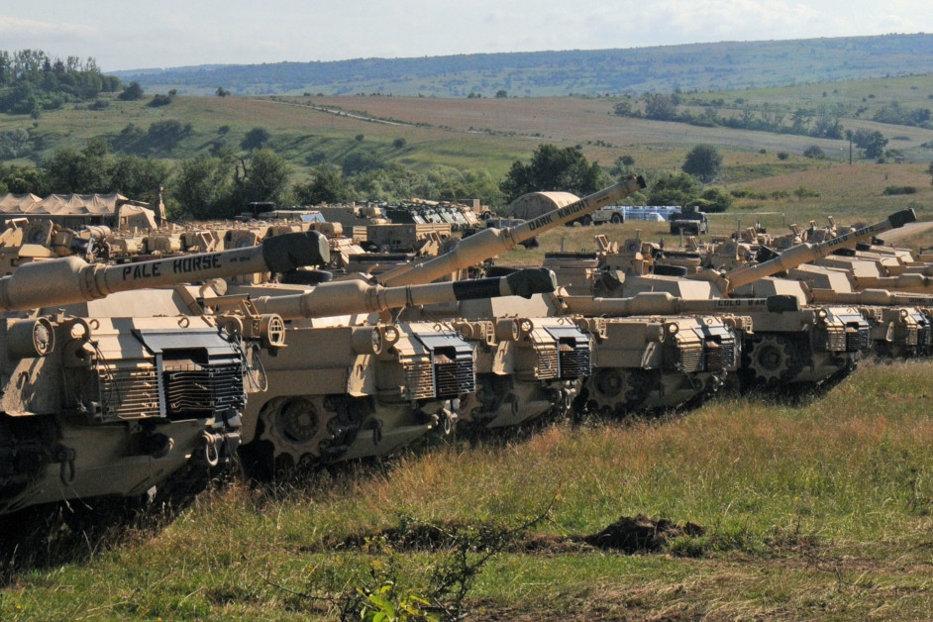Cel mai mare exerciţiu militar din istoria României: 25.000 de militari din 23 de ţări vin în regiunea Mării Negre