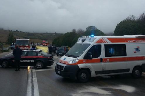 Patru români, răniţi grav  într-un accident produs în Italia