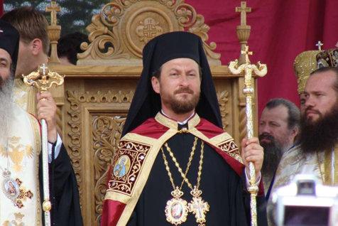 Filmul şantajului Episcopului Huşilor, Corneliu Bârlădeau, înregistrat în ipostaze indecente cu un preot tânăr