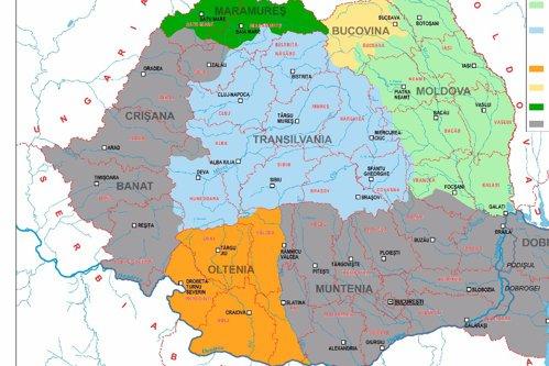 Acesta este NOUL TERITORIU al României