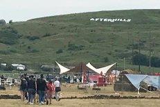 Şase persoane rănite la Festivalul Afterhills, în timpul unei vijelii