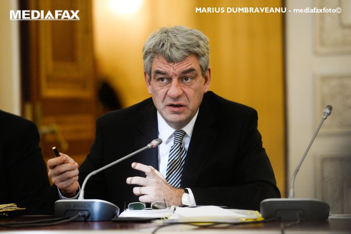 Mihai Tudose, propunerea PSD de premier. Dragnea: Nu are dublă comandă