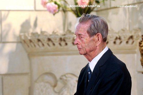Care este starea de sănătate a Regelui Mihai. Anunţul făcut de Casa Regală