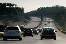 Blocaj pe Autostrada Soarelui după un accident în care au fost implicate şase maşini