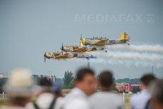 Cel mai mare show aerian din România: Câţi piloţi şi paraşutişti vor fi prezenţi la BIAS. Intrarea publicului este liberă