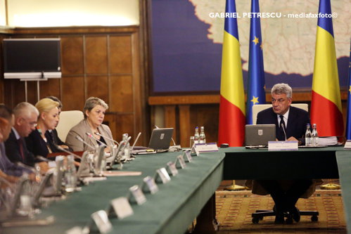 Primul ministru din Guvernul Tudose care ar putea fi REMANIAT. Decizia va fi luată săptămâna viitoare