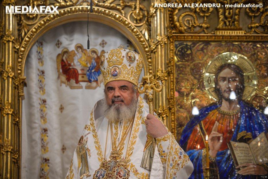 """Prima reacţie a Patriarhului Daniel, după scandalurile sexuale în care au fost implicaţi mai mulţi preoţi ortodocşi. Mesajul transmis """"cu multă durere în suflet"""""""