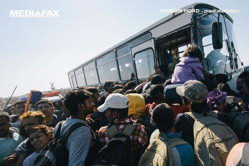 Surpriza UE pentru România. Câţi refugiaţi au fost trimişi ţara noastră, în baza cotelor obligatorii