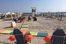 A fost inaugurată, la Mamaia, plaja UNICĂ în Europa
