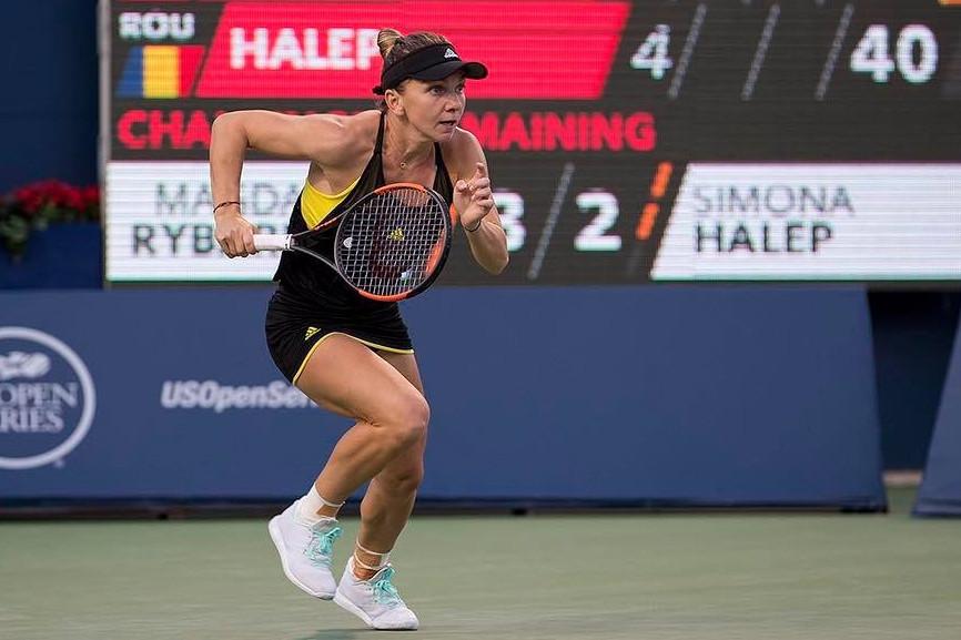 Simona Halep, evoluţie fabuloasă la Toronto: şi-a spulberat adversara într-o oră. Cu cine joacă pentru un loc în semifinale