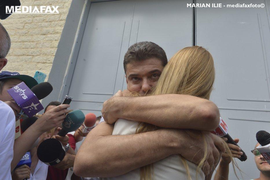 Cristian Boureanu, ELIBERAT din arestul preventiv.