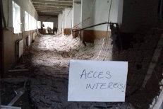 Ştirea anului în învăţământ: Şcoala 141, în care s-a prăbuşit tavanul, SINGURA din Sectorul 5 care avea autorizaţie ISU