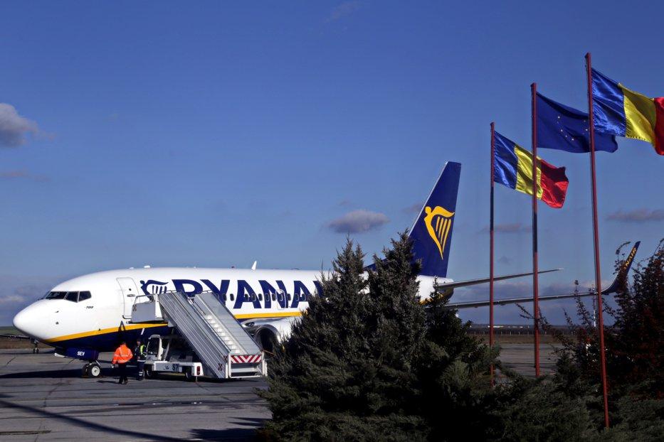 Ryanair anunţă o nouă promoţie cu bilete începând de la 4,99 euro
