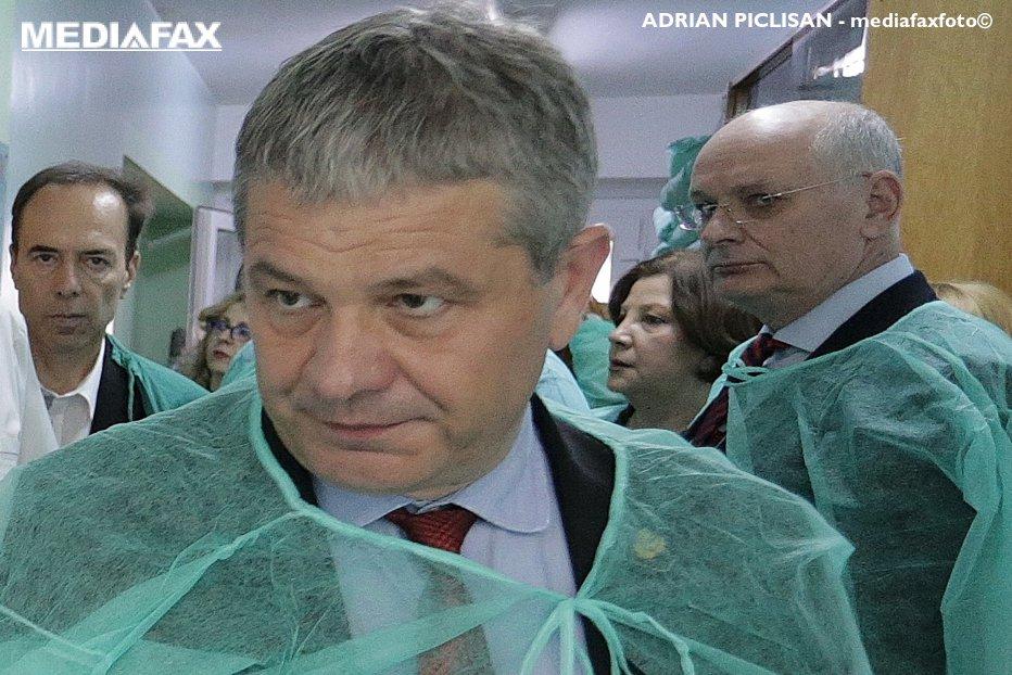Ministrul Sănătăţii, Florian Bodog, a greşit