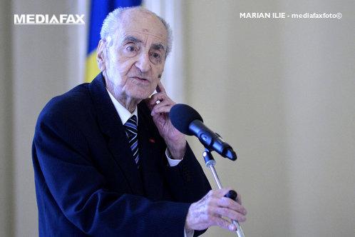 A MURIT MIRCEA IONESCU QUINTUS. Preşedintele de onoare al PNL avea 100 de ani