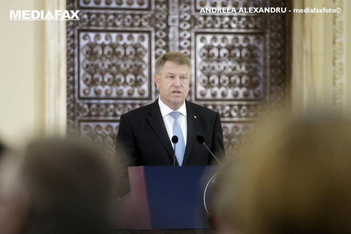 Iohannis vrea sistem de avertizare rapidă în situaţii de criză