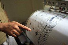 DOUĂ cutremure în România în această dimineaţă