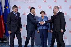 România, interesată de colaborarea cu grupul de la Vişegrad. Anunţul ministrului de Externe