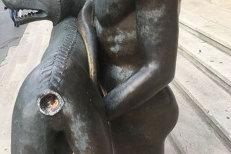 Decizia PMB, după ce coada lupoaicei din braţele Împăratului Traian a fost ruptă