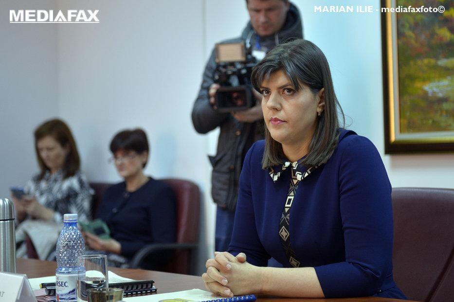 Inspecţia Judiciară, acuzaţii grave: Kovesi nu a prezentat dosarele Mihaielei Iorga. A obstrucţionat activitatea inspectorilor